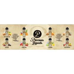 Precious Liquids Flavor Shots + Nicotine Booster