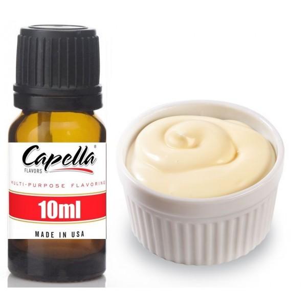 Capella Bavarian Cream 10ml Flavor  (Rebottled)