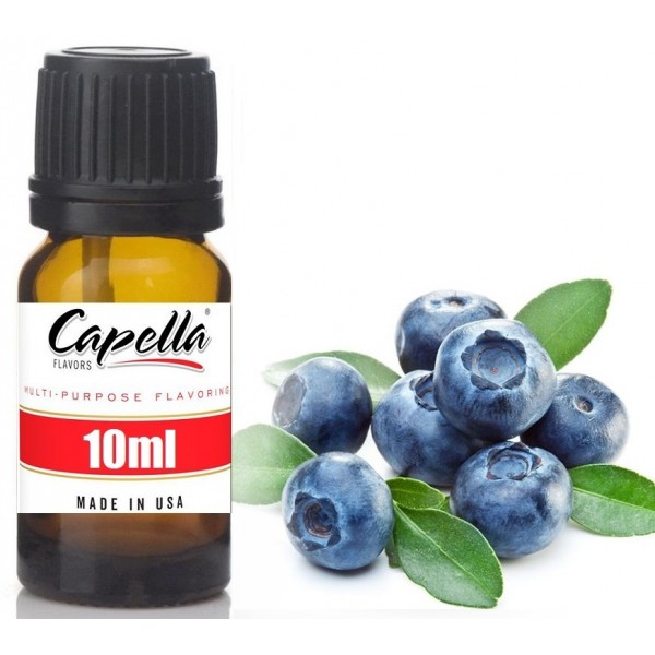Capella Blueberry 10ml Flavor  (Rebottled)