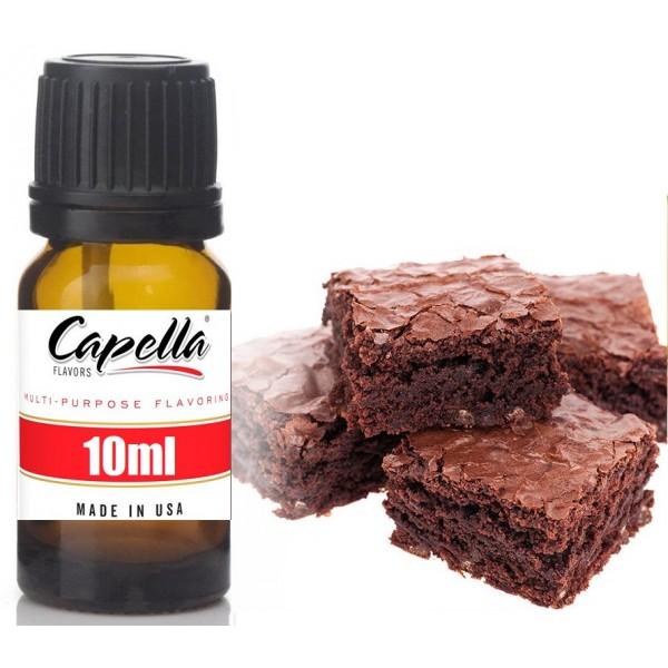 Capella  Chocolate Fudge Brownie v2 10ml Flavor  (Rebottled)