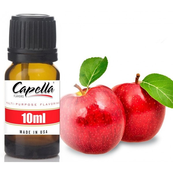 Capella Double Apple 10ml Flavor  (Rebottled)