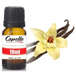 Capella French Vanilla 10ml Flavor  (Rebottled)