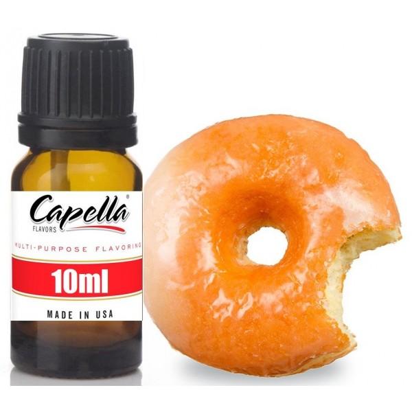 Capella Glazed Doughnut 10ml Flavor  (Rebottled)
