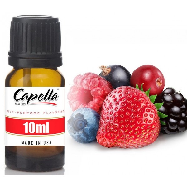 Capella Harvest Berry 10ml Flavor  (Rebottled)