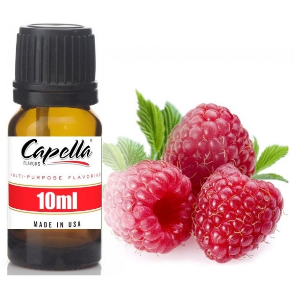 Capella Rasberry V2 10ml Flavor  (Rebottled)