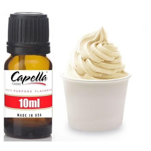 Capella Vanilla Custard (V1) 10ml Flavor  (Rebottled)