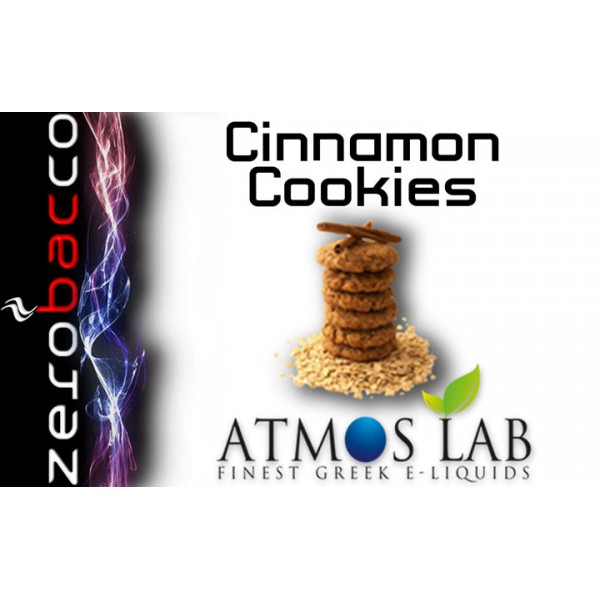 AtmosLab Cinnamon Cookies Liquid