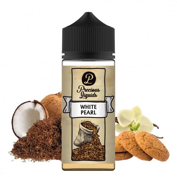 Precious Liquids - White Pearl 120ml Flavor Shot