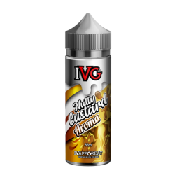 IVG - Nutty Custard 120ml Flavor Shot