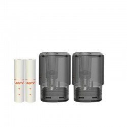 Vilter Kit Replacement Cartridges by Aspire
