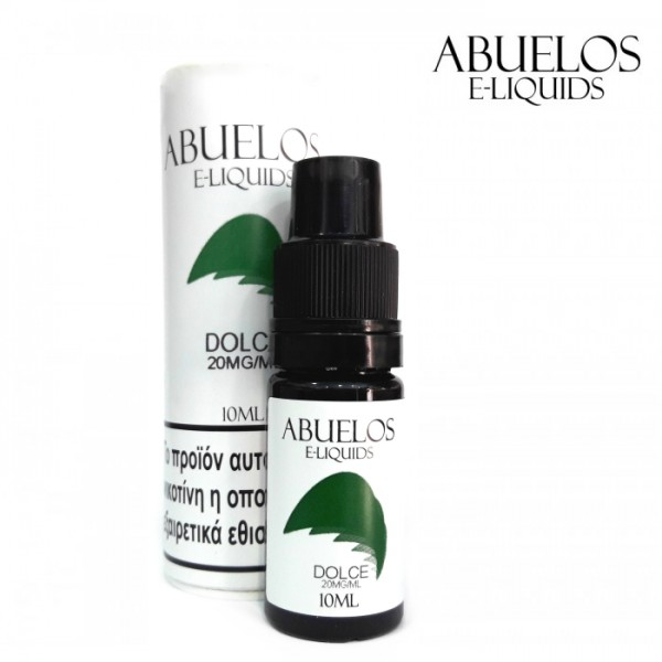 Abuelos Dolce (VG-100%) 10ml TPD Liquid Base
