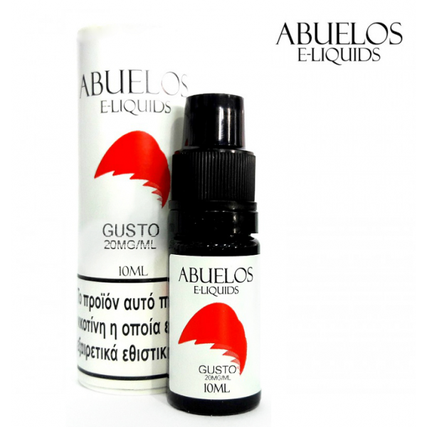 Abuelos Gusto (PG-100%) 10ml TPD Liquid Base