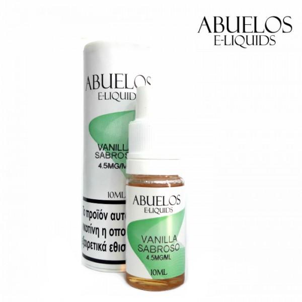 Abuelos Vanilla Sabroso 10ml TPD