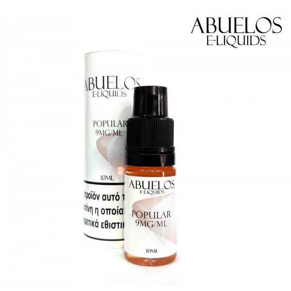 Abuelos Popular 10ml TPD