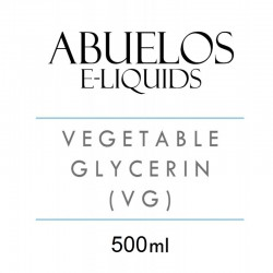 Abuelos VG 500ml Liquid Base