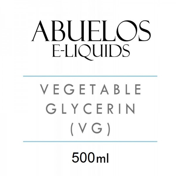 Abuelos VG 500ml Liquid Base