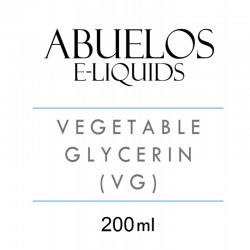 Abuelos VG 200ml Liquid Base