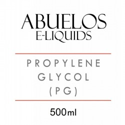 Abuelos PG 500ml Liquid Base