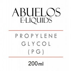Abuelos PG 200ml Liquid Base