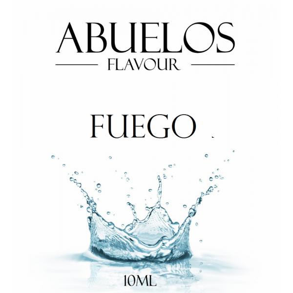 Abuelos Fuego 10ml Flavour
