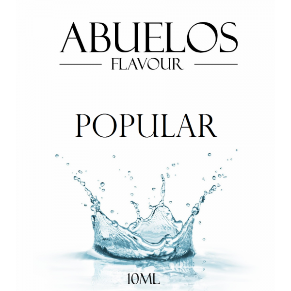 Abuelos Popular 10ml Flavour