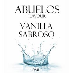 Abuelos Vanilla Sabroso 10ml Flavour