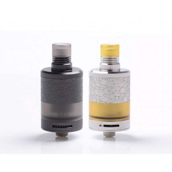 Precisio Limited Edition 22mm RTA by BD Vape