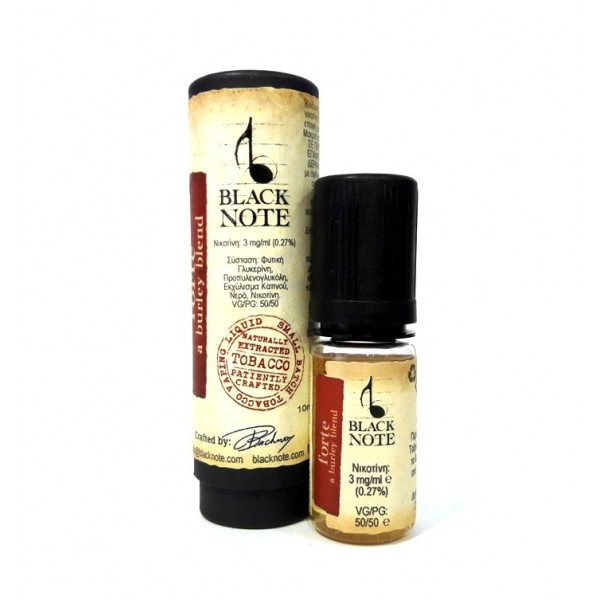 Black Note - Forte 10ml TPD