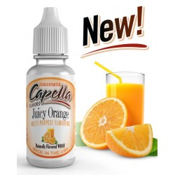 Capella Juicy Orange Flavor  13ml
