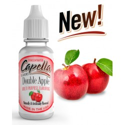 Capella Double Apple Flavor  13ml