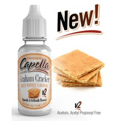 Capella Graham Cracker v2 Flavor  13ml