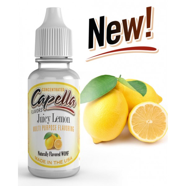 Capella Juicy Lemon Flavor  13ml
