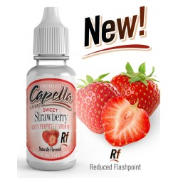 Capella Sweet Strawberry Rf  Flavor  13ml