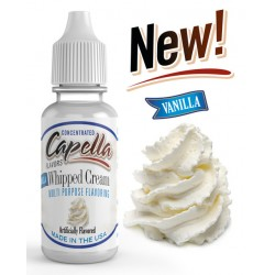 Capella Vanilla Whipped Cream Flavor  13ml