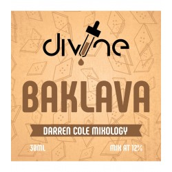 Baklava By Divine