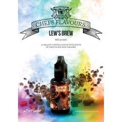 Chefs Flavours Lews Brew 30ml