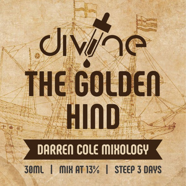 The Golden Hind By Divine