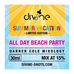 All Day Beach Party By Divine
