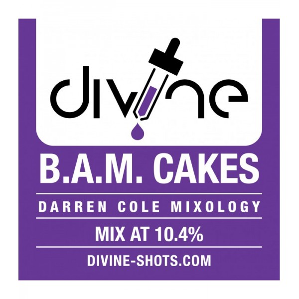 BAM Cakes By Divine