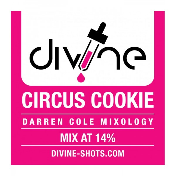 Circus Cookie By Divine