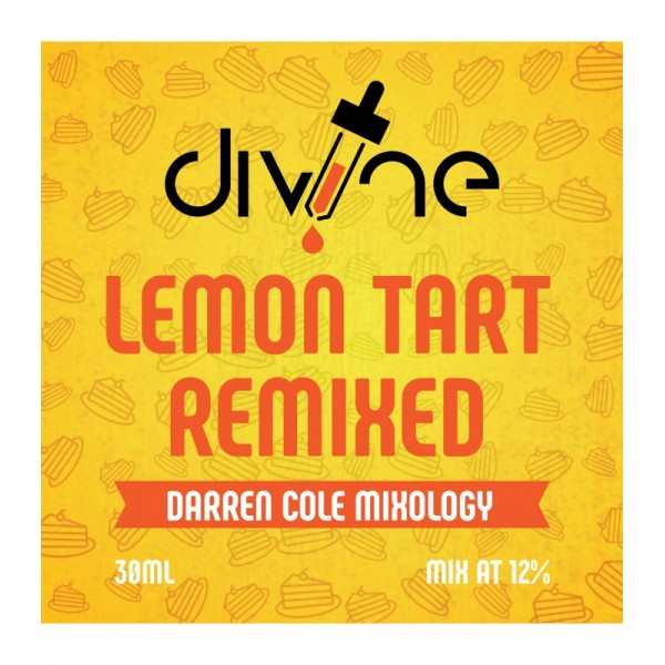 Lemon Tart Remixed By Divine