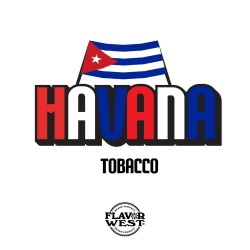 Flavor West Havana Tobacco 10ml Flavor