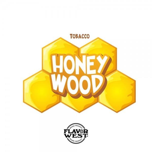 Flavor West Honey Wood Tobacco 10ml Flavor