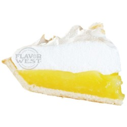 Flavor West  Lemon Meringue Pie 10ml Flavor