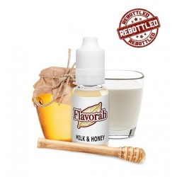 Flavorah Milk & Honey 10ml Flavor (Rebottled)
