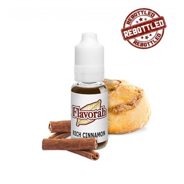 Flavorah Rich Cinnamon 10ml Flavor (Rebottled)