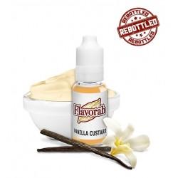 Flavorah Vanilla Custard 10ml Flavor (Rebottled)