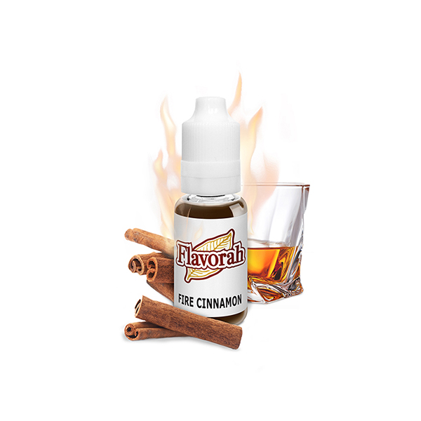 Flavorah Fire Cinnamon 15ml Flavor