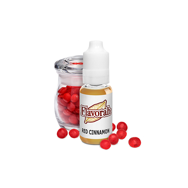Flavorah Red Cinnamon 15ml Flavor