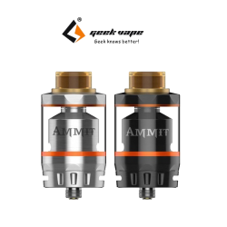 Ammit Dual Coil RTA by GeekVape